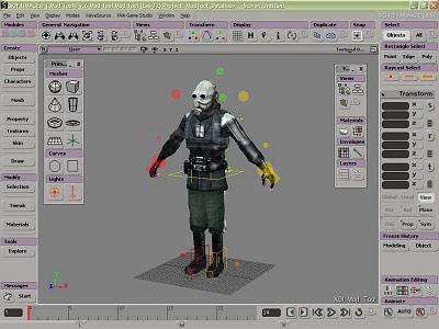 3d Scanner Image 3d Modeling