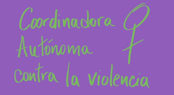 Coordinadora Autónoma contra la Violencia