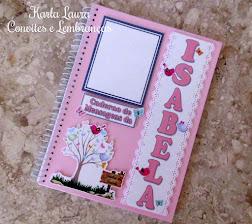 Caderno de Mensagens Infantil