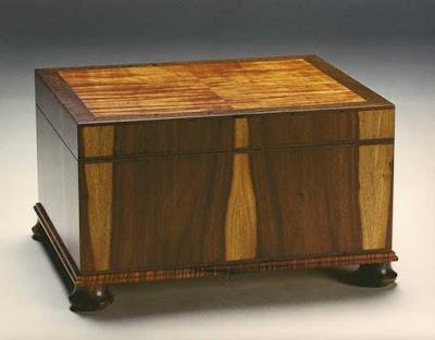 Box, Wood Furniture by Alan Wilkinson