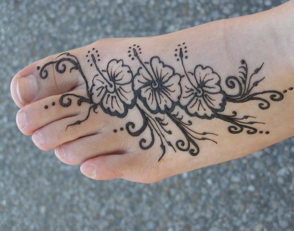 Mehndi Style Indian Mehndi Designs For Feet