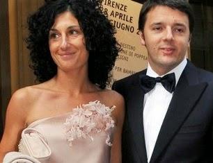 Il matrimonio di Matteo Renzi e Agnese Landini