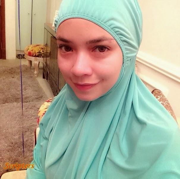 Manisnya Nora Danish Bertudung