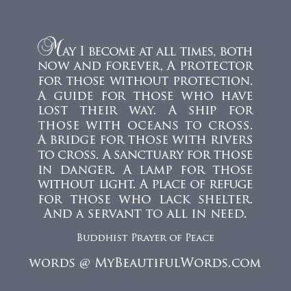 Buddhism Blessings Quotes Quotesgram