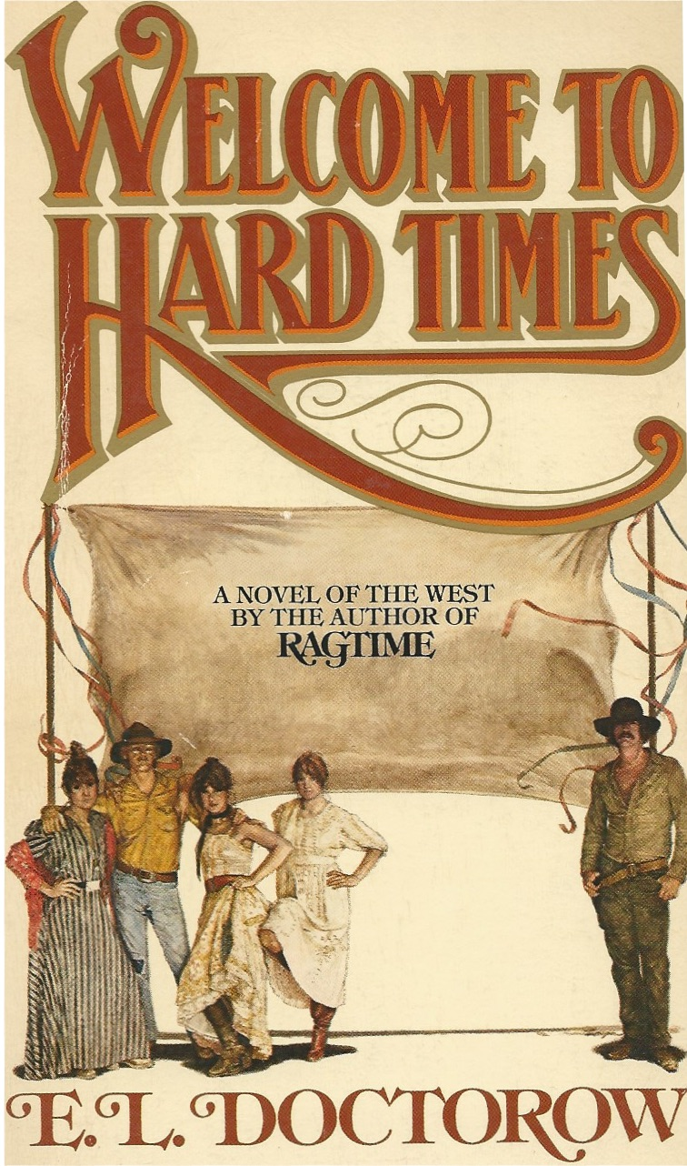 Image result for welcome to hard times  e l doctorow