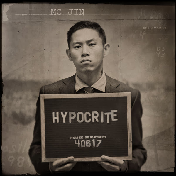 MC Jin - Hypocrite - EP  Cover
