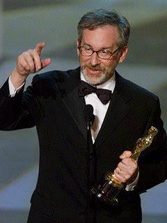 Steven Spielberg en la Gala de los Oscar