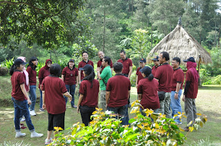 Team Building Training dengan Outbound