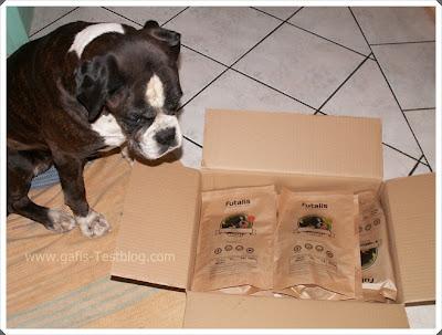 Paket futalis Hundefutter