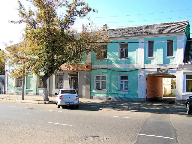 дом Тимашева