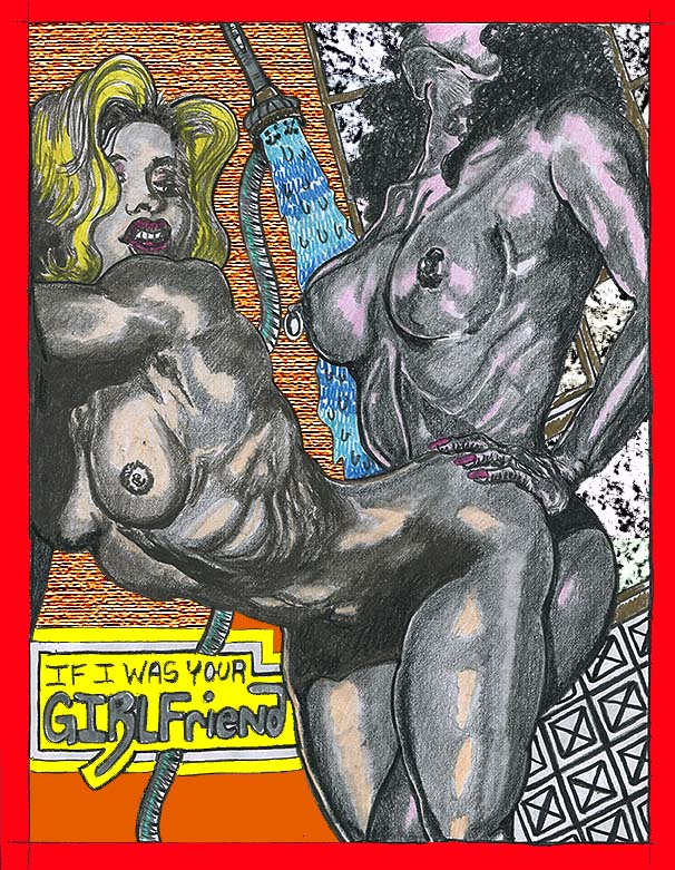 Duality of Life, Lesbian Foreplay @ The Cat Club in the West Village