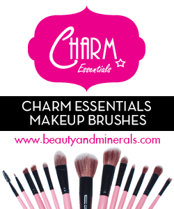 Charm Makeup Brushes