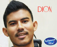 Biodata Dion Idol (Indonesian Idol 2012) Profil - Foto