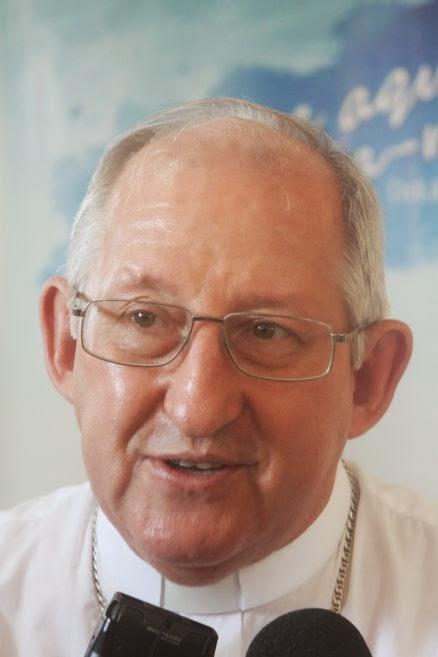 Dom José Antonio completa 15 anos de episcopado em Fortaleza.