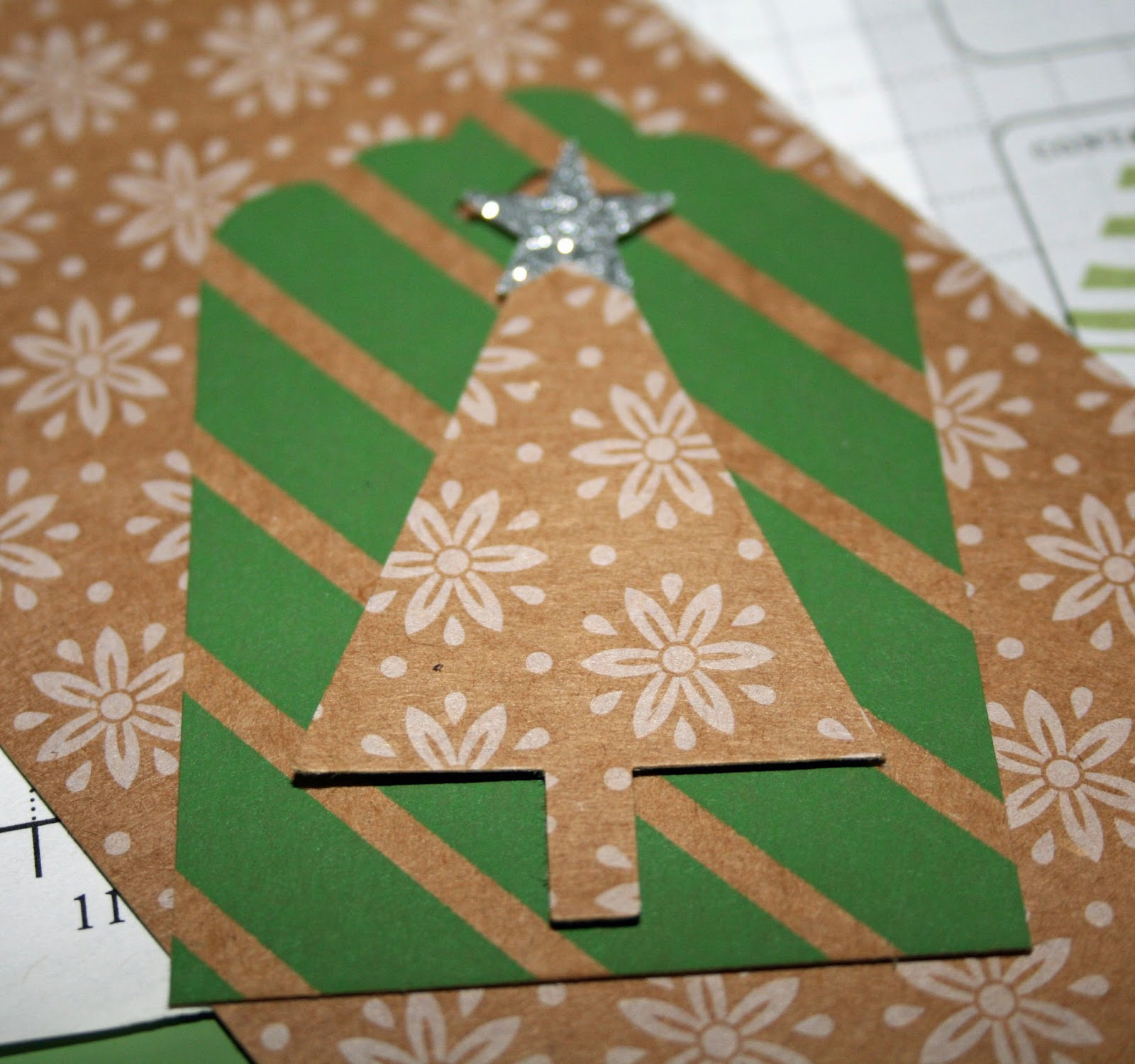 Quick gift tags made with Stampin' Up! punches