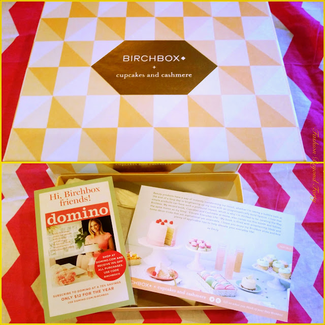 May 2015 Birchbox Anniversary / Breakup Review