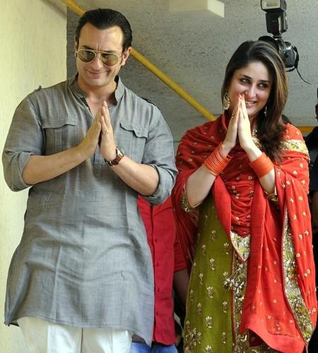 Rare and Unseen Pictures of Saif Ali Khan-Kareena Kapoor