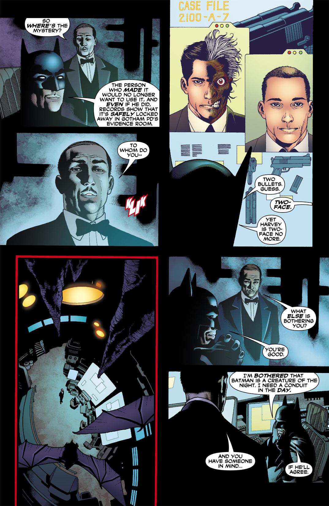 Detective Comics (1937) 818 Page 6