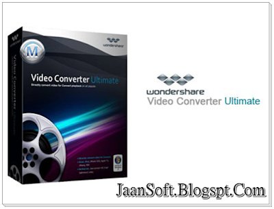 Wondershare Video Converter Ultimate 8.1.2.1 For Windows Free Download
