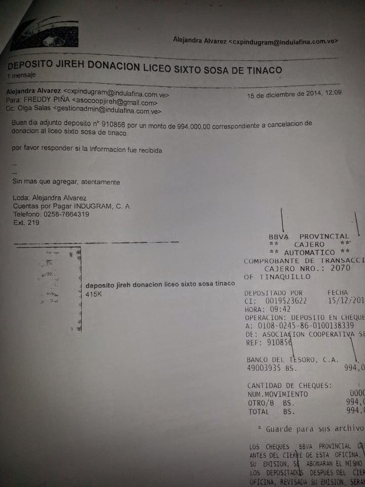 El Cojedeño: Regionales: Exclusiva Para El Cojedeño Sepa Lo que ...