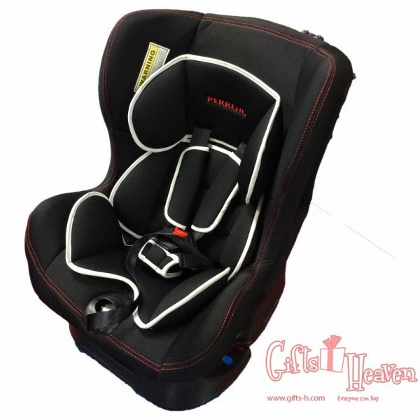 Mrs Emme Review Perreno Safies Carseat
