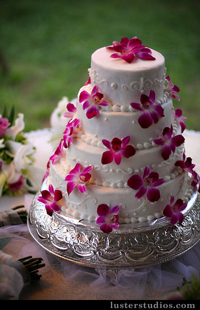 pictures of wedding cakes with flowers. sun flower around of wedding