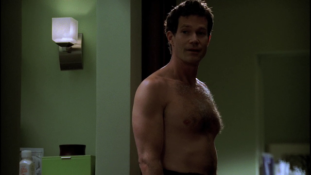 Shirtless Men On The Blog: Dylan Walsh Mostra Il Sedere