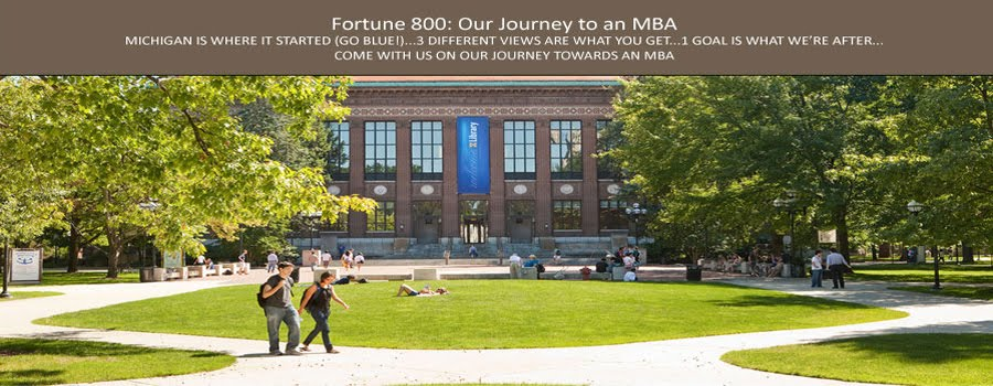 Fortune 800: Our Journey to an MBA