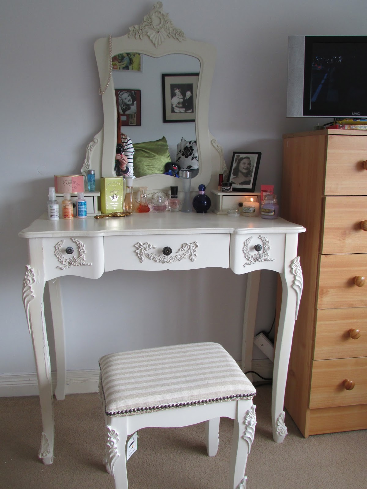 Ziegfeld girl beauty my dressing table