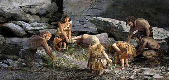 Şanîdar mağarası