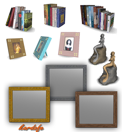 My Sims 3 Blog Cabinets And Decor By Kardofe