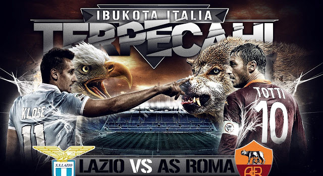 Prediksi AS Roma vs Lazio Final Coppa Italia 23 Mei 2013