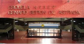 """Escuela  """"Genaro Berón de Astrada"""""""