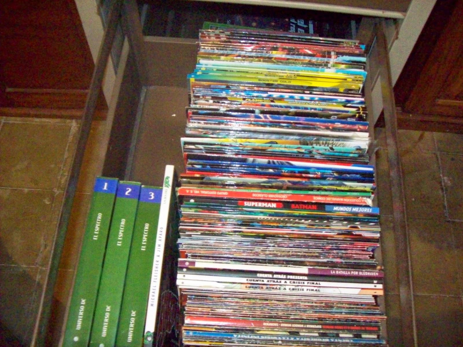 [COMICS] Colecciones de Comics ¿Quién la tiene más grande?  - Página 6 100_5550