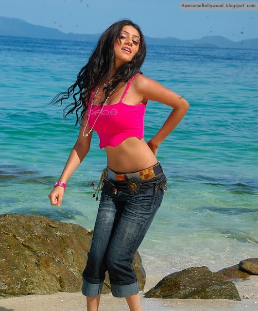 anchal hot pictures at beach