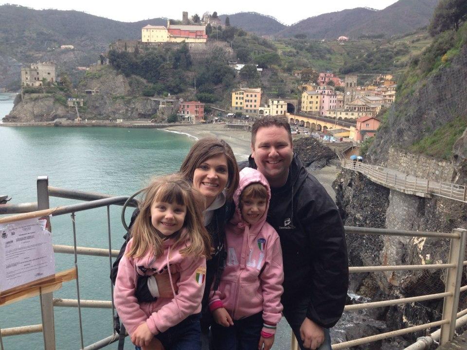 Cinque Terre, Italy April 2013