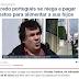 ARMAK de ODELOT: Un parado portugués se niega a pagar impuestos para alimentar a sus hijos
