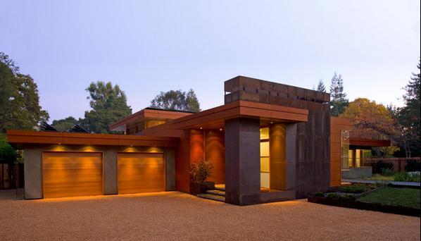 Fachadas casas modernas fachada de casas de infonavit for Fachadas de casas modernas con piedra de una planta