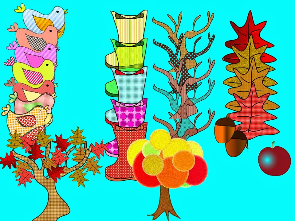 autumn free cliparts