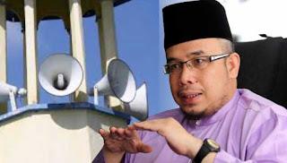 Mufti Perlis sokong P. Pinang larang pembesar suara