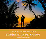 Honeymoon Romance Sampler Wax Melt Sampler