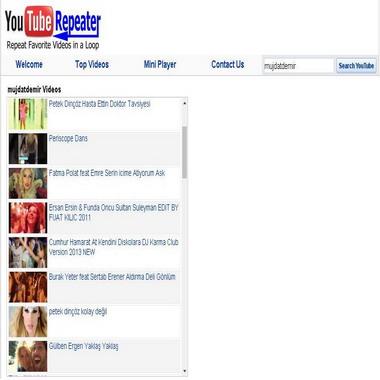 youtuberepeater com - mujdatdemir