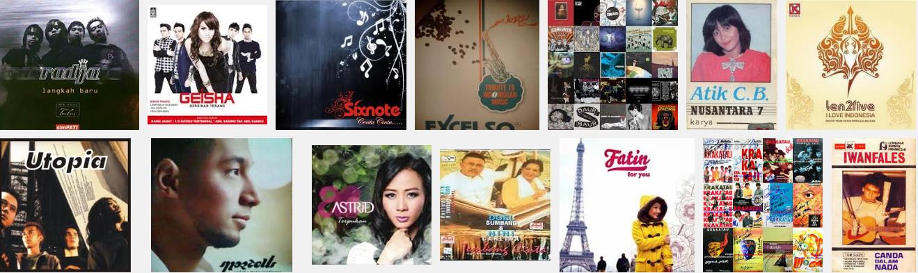 Kumpulan daftar lagu cinta indonesia terbaik sepanjang masa