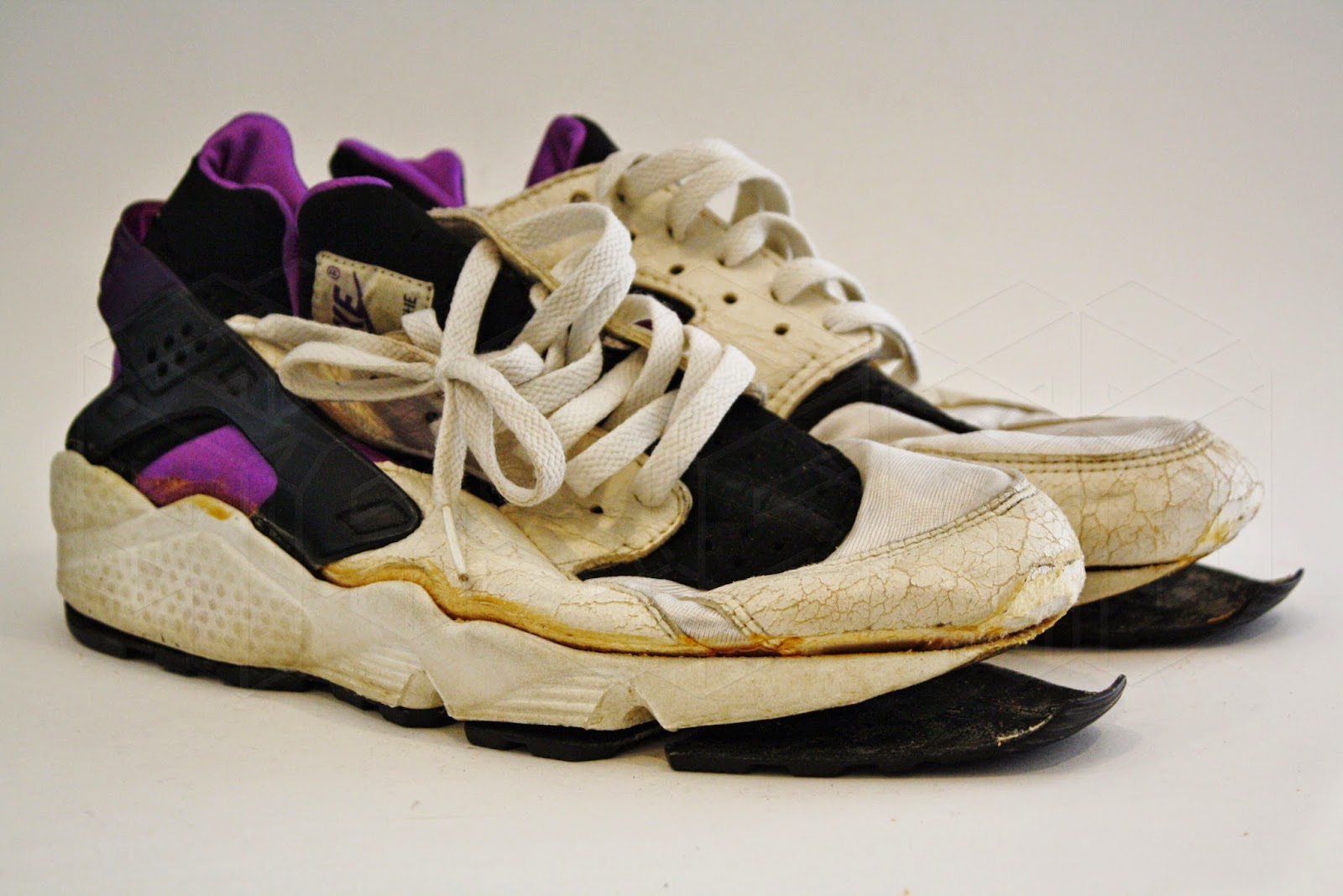 Nueve Air PunchFull Huarache Og CincuentaNike 1991Purple Strip eE9HW2DIY