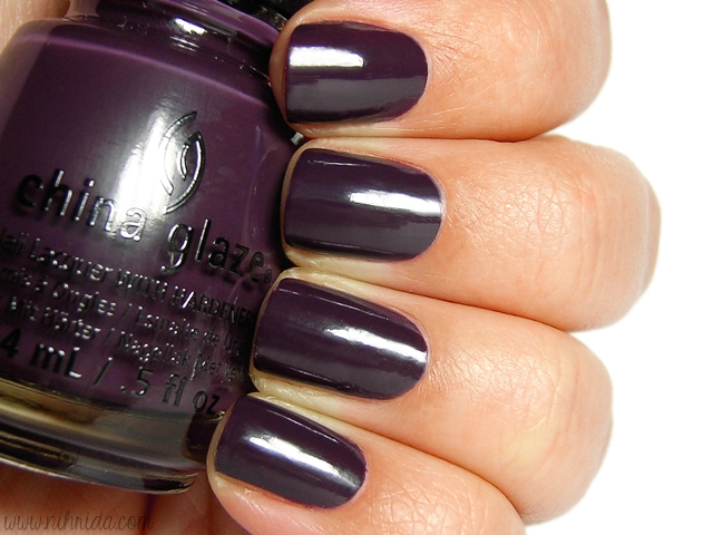 China Glaze Charmed I'm Sure