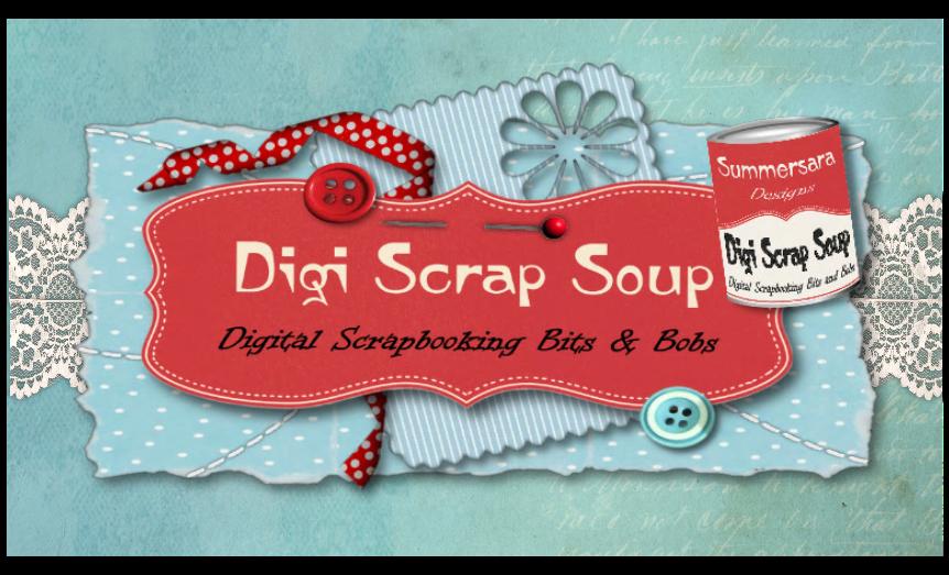 Digi Scrap Soup