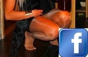 Pantyhose Fans on facebook