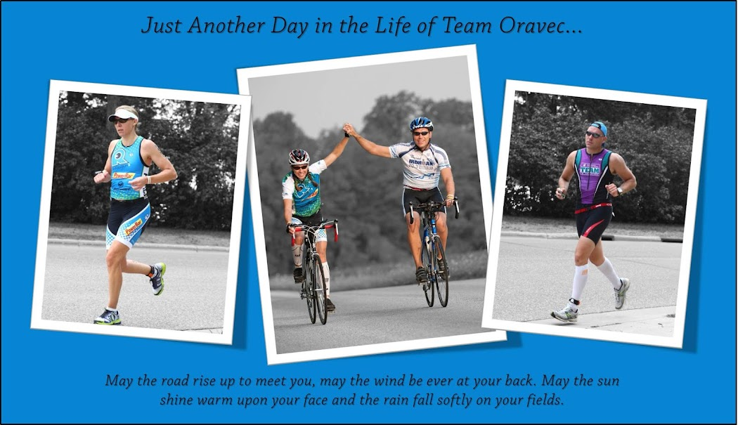 Just Another Day in the Life of Team Oravec