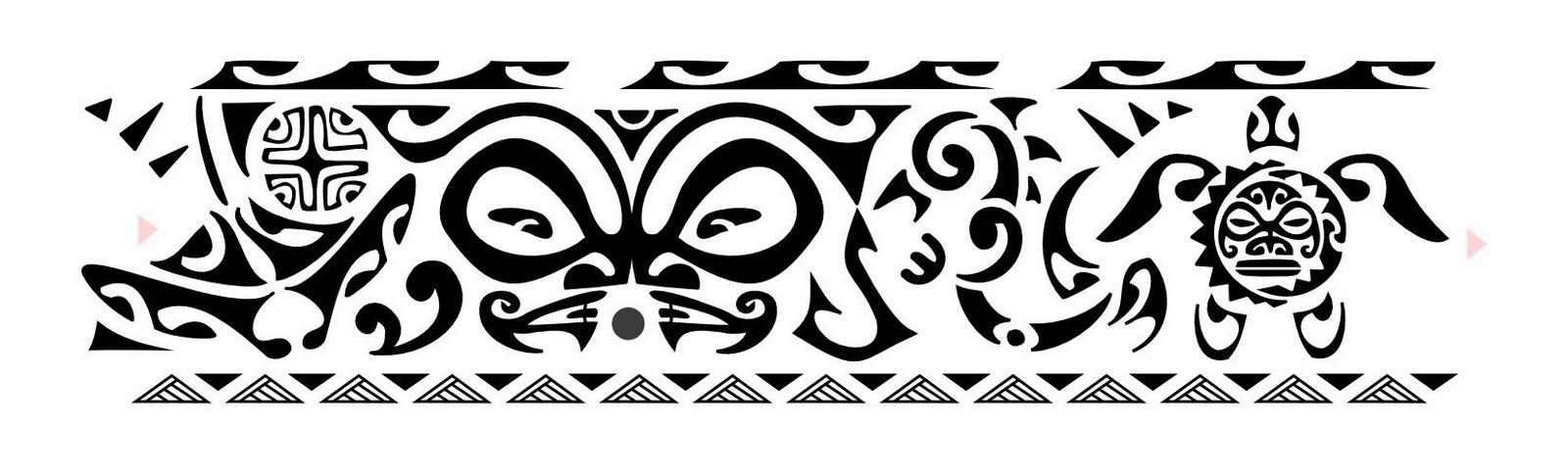 """Cavigliera Polinesiana - Protezione, equilibrio"""""""