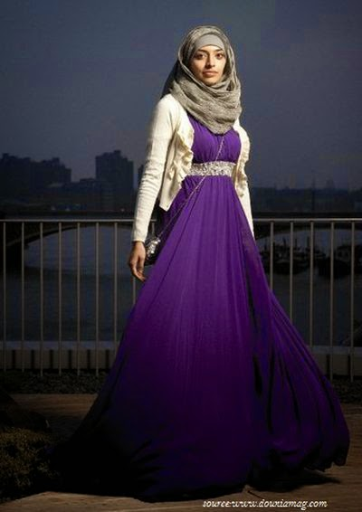 Hijab style soirée en ligne